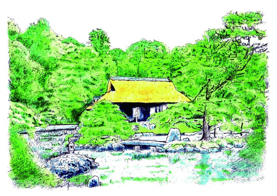 日本庭園の見方