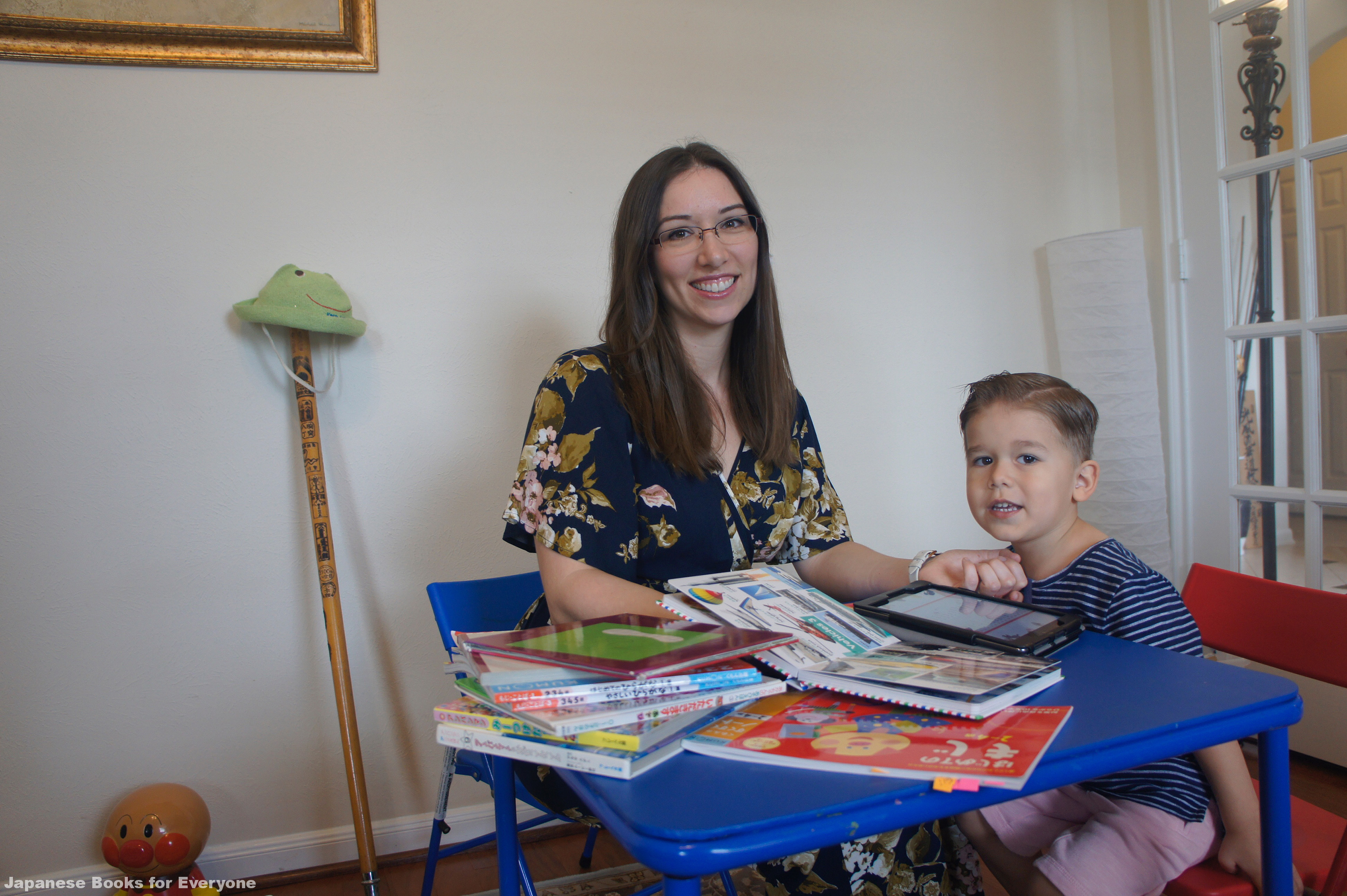 Bilingual Child Rearing: An American Couple, Formerly in Japan