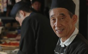 The heart of Ginza's Sukiyabashi Jiro: alive and well in Seattle
